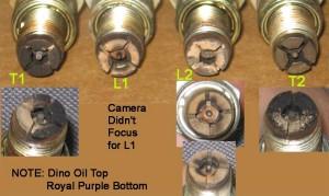 spark plug comparison